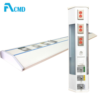 High Quality Bed Head Unit For Hospital Gas Pipeline System