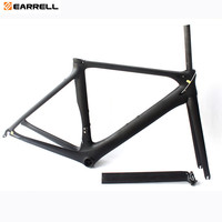 Hot sell Carbon Road Bike Frames with Fork Seatpost Clamp BB86