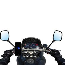 Waterproof Motorcycle <strong>Phone</strong> wireless Charger 5V 2.4A with <strong>Phone</strong> <strong>Holder</strong> for 3.5'' to 6.5'' Smartphone/GPS/Mobile