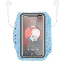 ROCK 7 Inch Innovative Personalised <strong>Phone</strong> Bag Sport Running Armband For <strong>Blackberry</strong>