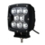 5*5inch square high brightness led running car spot lights