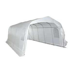 portable single car shelters , garage shelters , high quality galvanized metal PE cover car shelters