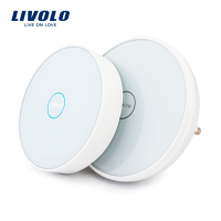 Livolo VL-D101K-11 and VL-D101EU-11 smart wireless ring doorbell