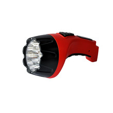 15led 4v 1000mah ningbo lead-acid rechargeable flashlight led torch