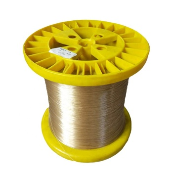 0.20mm Antiflaming PPS Monofilament Yarn for Pocket Filter
