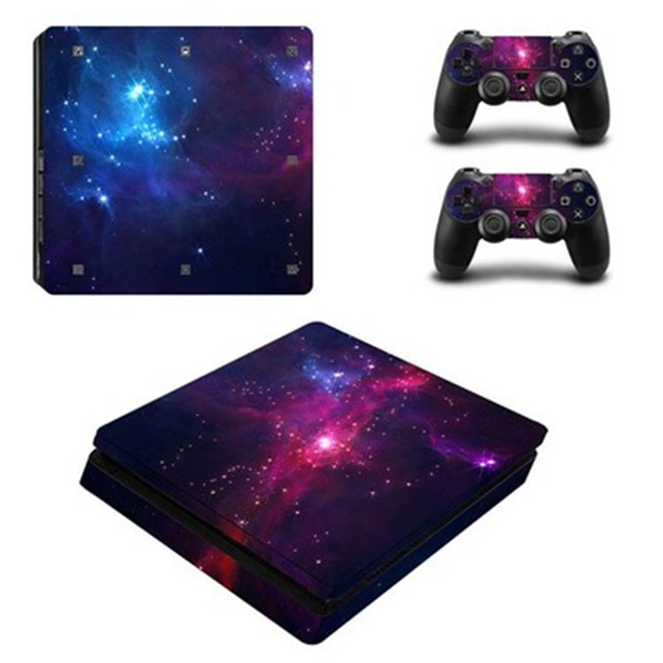 SYYTECH for PS4/Slim/Pro controller sticker Skin Sticker PVC Skin <strong>protective</strong> console Stickers For PS4 Slim