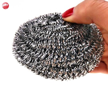 Manufacturer 0.13Mm Stainless Steel 430Wire Steel Wool/Cleaning Flat Scourer