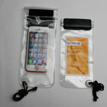 Pvc Waterproof Pouches for Mobile <strong>Phones</strong>