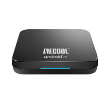 Price vs mi box 2019 New arrival android tv box MECOOL KM9 voice <strong>remote</strong> control android 9.0 media box 4g 32g