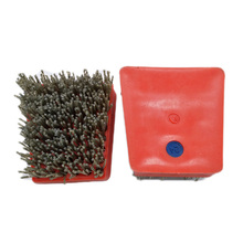 Frankfurt Silicon Carbide Antique Abrasive Brush for Stone