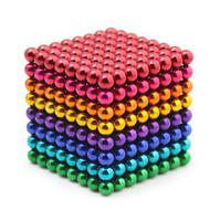 ball Shape and NdFeb Magnet Composite 3mm 5mm 1000pcs magnetic balls