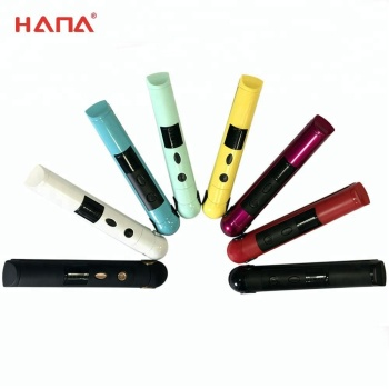Led private label power failure protection floating heating plate wireless flat iron hair straightener