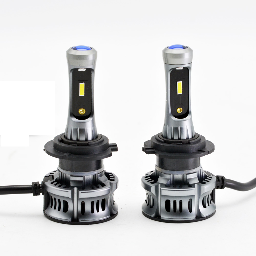 K4 CSP LED Headlight Bulbs Conversion <strong>Kit</strong> <strong>Kits</strong> With LED DRL Width Function-70W 8400LM White Lamp-H1 H3 H4 H7 9005 9006 <strong>H10</strong>