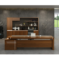 Last design luxury MDF cheap office desks