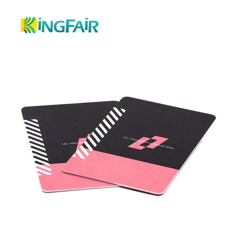 13.56MHz PVC Blank RFID Card with MF S70 4K Chip for Access Control System