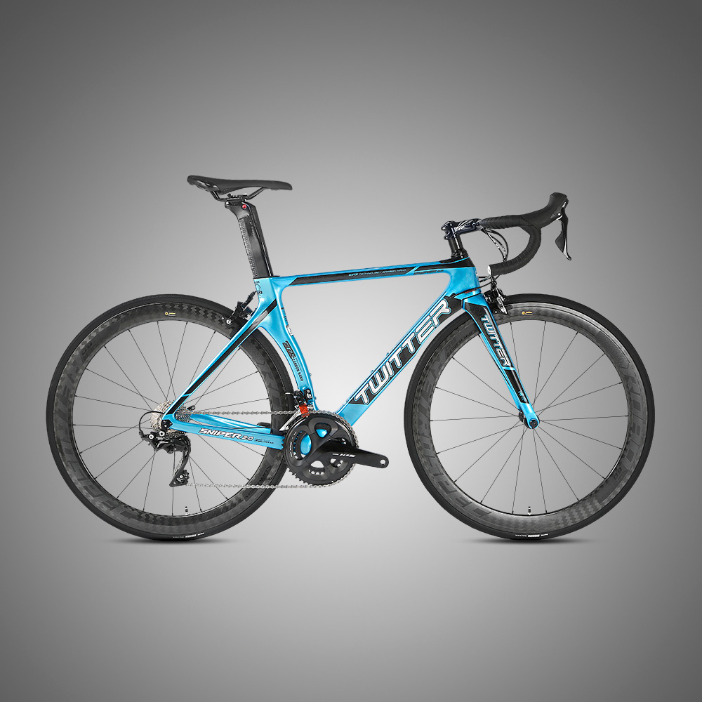 Under $<strong>1000</strong> twitter light carbon road bike with full 105/R7000