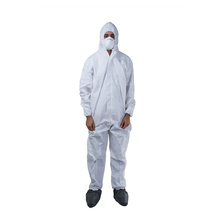Overol Desechable Waterproof Industrial <strong>Safety</strong> 50gsm Disposable Microporous Coverall