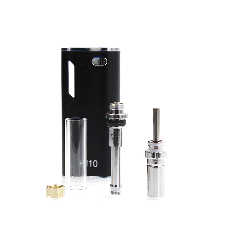 Hot sale factory direct price pro heat mini box mod pre heating filled vape cartridges authentic HIBRON <strong>H10</strong> CBD Box <strong>kit</strong>