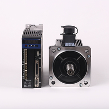 Best price for 1.3KW 220V -240V 5N.M 130mm Frame delta AC Encoder servo <strong>motor</strong> and control driver kit