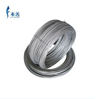 fecral 0cr23al5 heating resistance wire cable