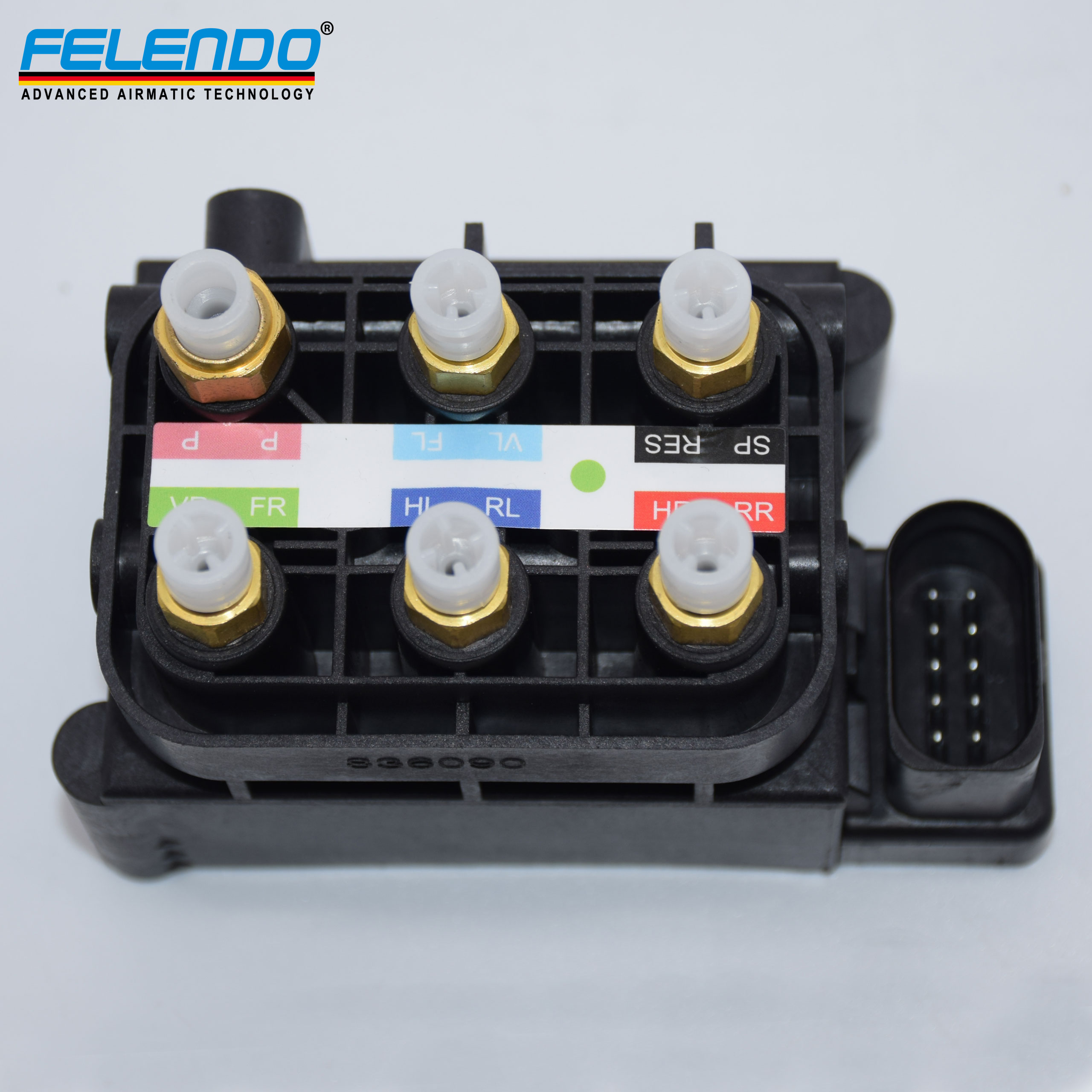 wholesale offer Reliable <strong>air</strong> suspension part Valve block for <strong>w164</strong> w166 w251 w212 w221 w222 C216 W216 OE 2123200358 1663200204