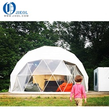 6m diameter Geo dome house canvas glamping rest dome <strong>tent</strong>