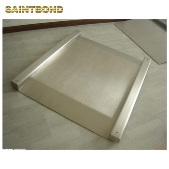 Industrial Heavy Duty weighbridge/ Floor scale platform scale Made in China