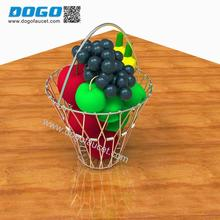 Function New Feature Product Stainless Steel Flexible <strong>Fruit</strong> Wire Basket Magic <strong>Fruit</strong> Basket