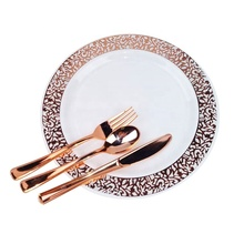 Wholesale Eco Friendly Charger Disposable Plastic <strong>Plates</strong> Dinner <strong>Plate</strong>