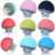 2019 new style outdoor portable speaker Cartoon suction cup mushroom mini speaker wireless blue tooth speaker
