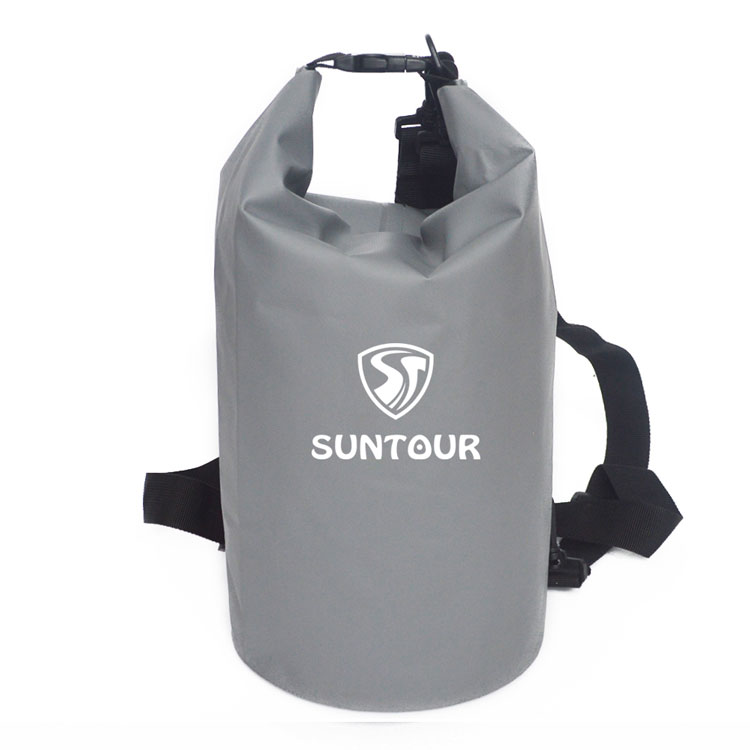 Promotional Upstream Roll Top Dry Bag. Christmas Outdoor Water Bag Proof