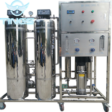 Drinking Water Purification Plant Reverse Osmosis Water Treatment System Equipment/ Sea/River/Well Water Treatment