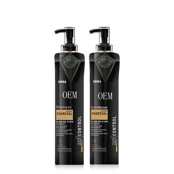 900ML OEM/ODM Deep cleaning hair shampoo Anti-itching shampoo own brand