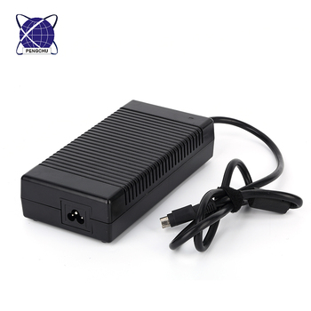 110-240V Ac 24V 6 Amp Switching Power Adapter 3 Pin Power Din