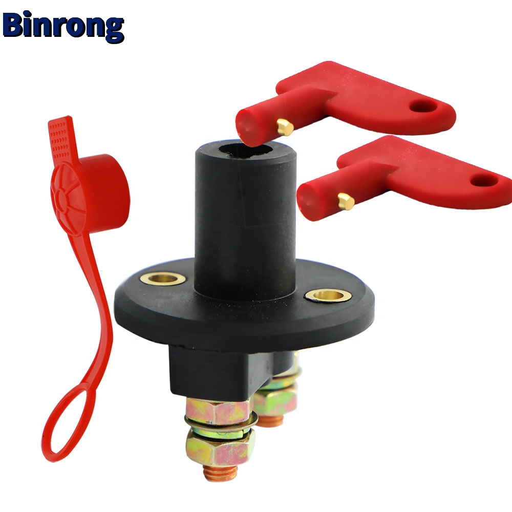 Car Truck Battery Isolator Disconnect Cut OFF Power Kill <strong>Switch</strong>
