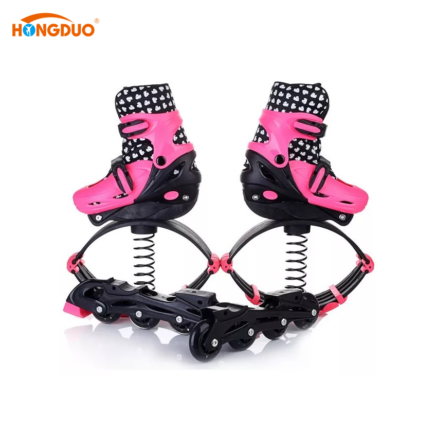2 in <strong>1</strong> skate walking jumping kangaroo bounce shoes for sale