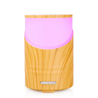 Private label small 160ml aromatherapy air essential oil real diffuser