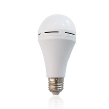 China manufacturer long lifetime Rechargeable Emergency light, A70 12W LED emergency bulb, LED A shape battery bulb
