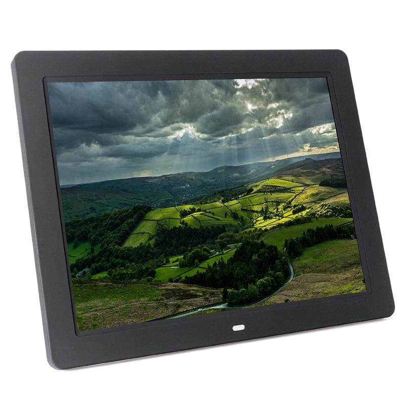 En gros 12 pouces cadre photo numérique LCD photo ou vidéo d'affichage - ANKUX Tech Co., Ltd