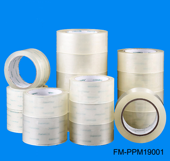 PLA tape PLA biodegradable tape eco friendly packing materials biodegradable packing materials
