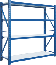 Hot selling simple and high-grade Warehouse racks shelving metal storage <strong>shelf</strong>
