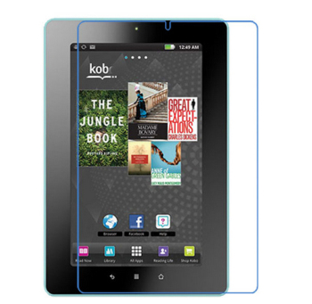 Wholesale Flexible PET Screen protector film for Kobo Vox 7""