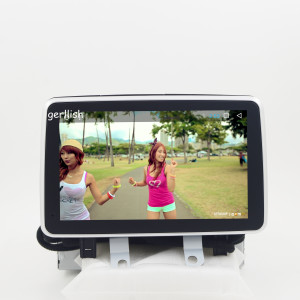 Android touch screen car dvd radio video gps navigation audio stereo for Mazda 2/ CX-3 2015 2016 multimedia player