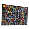 Factory custom Tactical Patch Holder Panel Patch Display Board/Holder/Display Poster