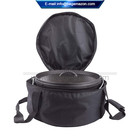 Premium 600D Polyester Foam Padding Durable Dutch Oven Tote Bag
