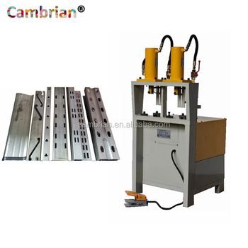 220V/380V automatic hole press punching machine with power 2200W