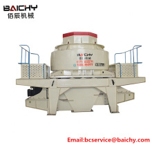 Silica sand Maker Machine/Pebble stone crushing sand making machine with High Efficiency High Quality