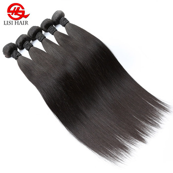 Mink Cuticle Aligned Straight Indian Virgin Remy Human Hair