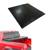 2009-2018 5.5ft short Bed hard tri fold tonneau cover for ram f 150 truck