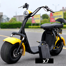citycoco 1500w 2019 new model 2 wheel fat tire scooter electric 2 seat motorcycle scooter
